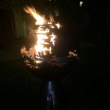 Death Star - Aussie Garden Fireball