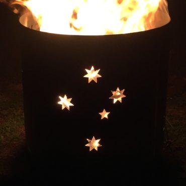 Stars - Aussie Fire Bucket