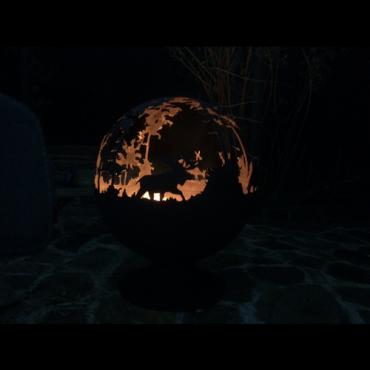 North America - Garden Fireball Australia