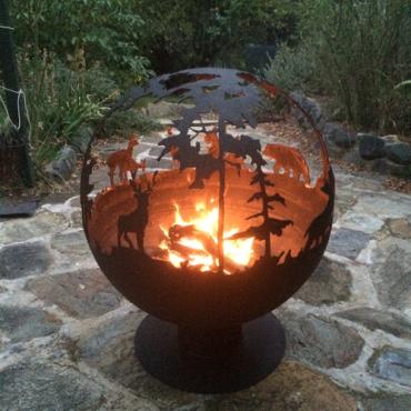 North America - Garden Fireball Queanbeyan
