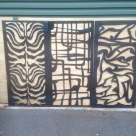 Australia Made Laser Cut Metal Screens