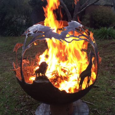 Africa Fireball - Lion Design Australia