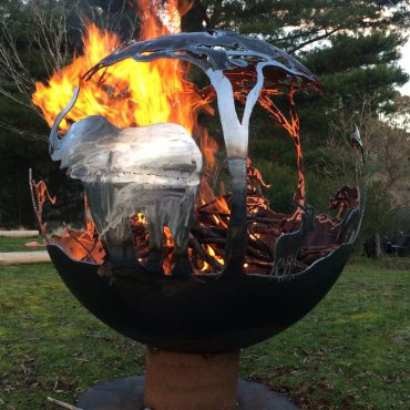 Africa Design - Steel Fireball Australia