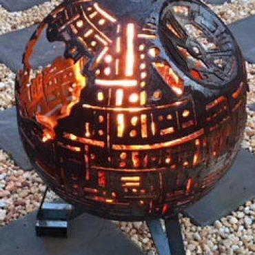 Aussie Star Wars Garden Fireball