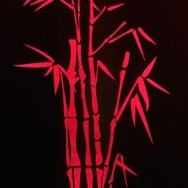 Red Bamboo - Customised Garden Lightboxes Australia
