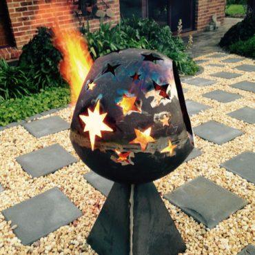 Aussie Steel Fireball - Star Design